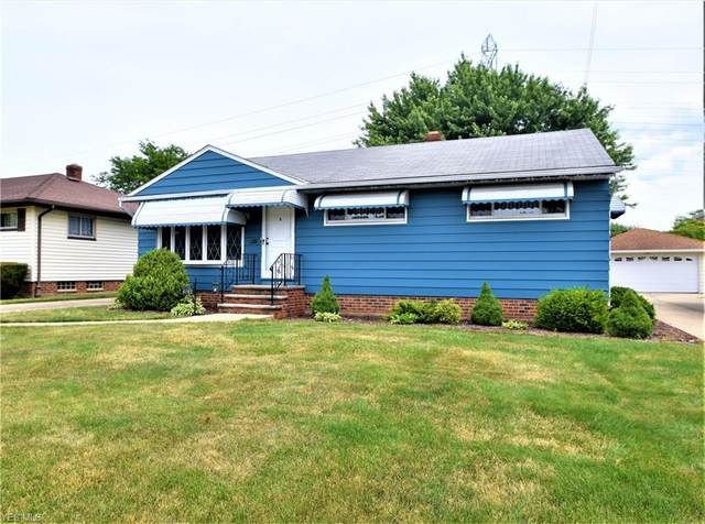 4583 Winter Lane, Cleveland, OH 44144 (MLS #4200768) :: The Holden Agency