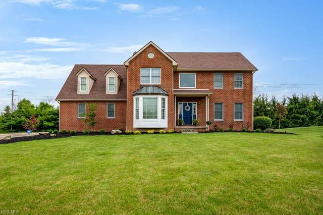 60 Russo Drive, Canfield, OH 44406 (MLS #4200847) :: The Crockett Team, Howard Hanna