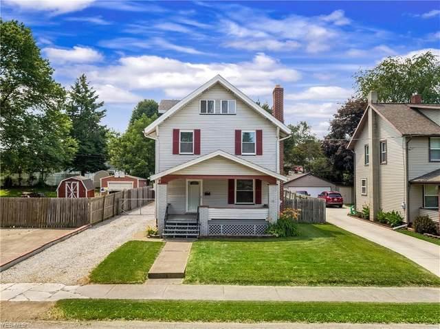 2533 Daleford Avenue NE, Canton, OH 44705 (MLS #4200853) :: The Art of Real Estate