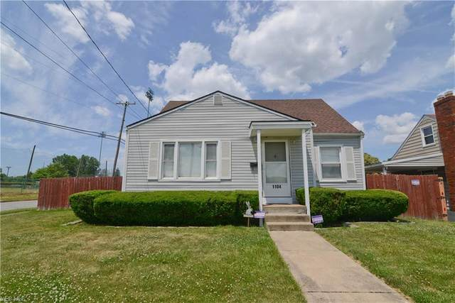 1104 Ivanhoe Avenue, Youngstown, OH 44502 (MLS #4200909) :: RE/MAX Trends Realty