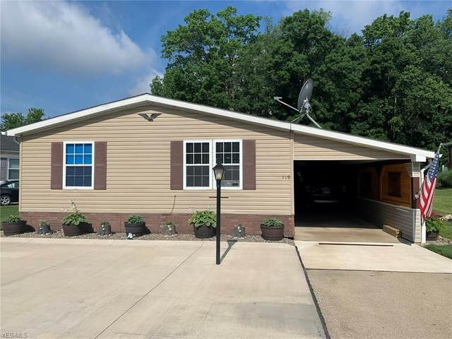 119 Highland Drive, Hiram, OH 44234 (MLS #4201060) :: The Jess Nader Team | RE/MAX Pathway