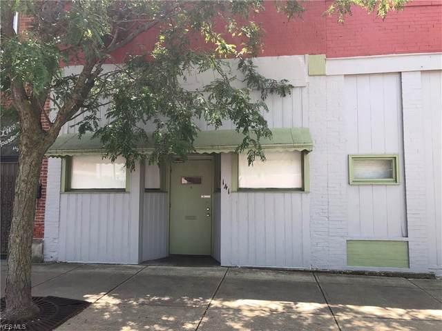 141 W Herrick Avenue, Wellington, OH 44090 (MLS #4201169) :: The Holden Agency