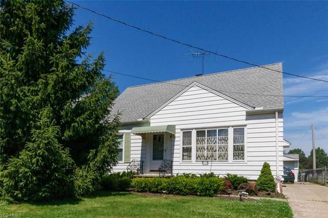 23851 Devoe Avenue, Euclid, OH 44123 (MLS #4201288) :: RE/MAX Trends Realty