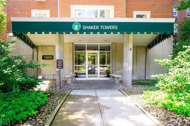 13900 Shaker Boulevard #712, Cleveland, OH 44120 (MLS #4201292) :: RE/MAX Edge Realty
