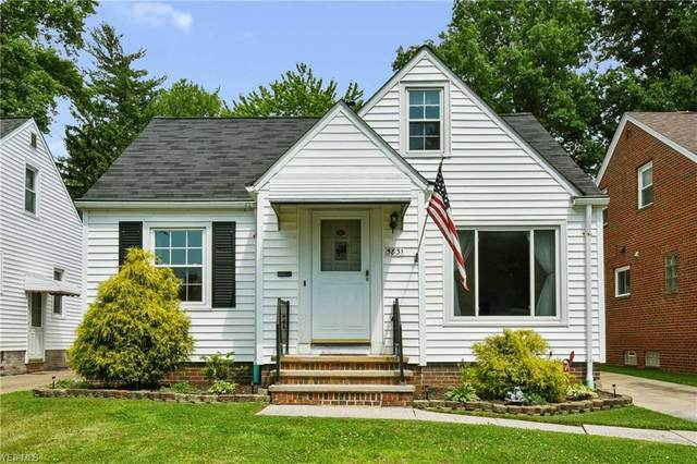 5831 Eldon Drive, Parma Heights, OH 44130 (MLS #4201408) :: RE/MAX Trends Realty