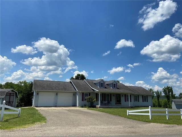 6128 Beagle Club Road, Newcomerstown, OH 43832 (MLS #4201426) :: The Crockett Team, Howard Hanna