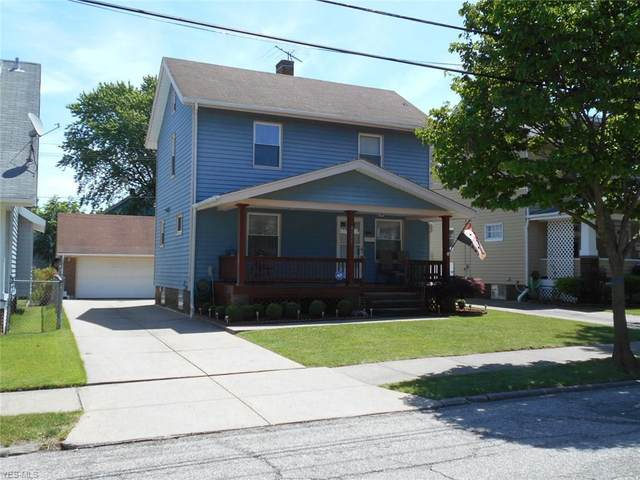 4321 W 50, Cleveland, OH 44144 (MLS #4201440) :: The Holden Agency
