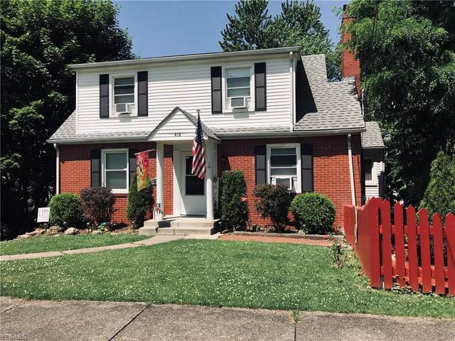 412 Orchard Avenue, Niles, OH 44446 (MLS #4201455) :: Tammy Grogan and Associates at Cutler Real Estate