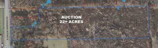 1475 N Salem Warren Road, North Jackson, OH 44451 (MLS #4201571) :: The Holden Agency