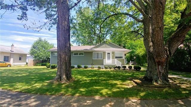 85 Pauline Avenue, Akron, OH 44312 (MLS #4201605) :: RE/MAX Edge Realty