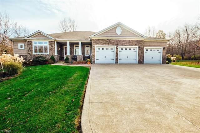 900 53rd Street SW, Canton, OH 44706 (MLS #4201632) :: The Art of Real Estate