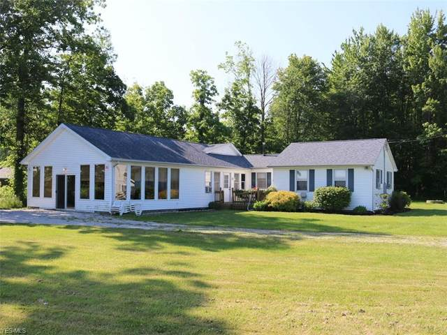 6940 Lake Road W, Saybrook, OH 44004 (MLS #4201666) :: The Holden Agency