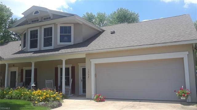 1549 Heron Point Drive #23, Lakemore, OH 44250 (MLS #4201697) :: The Holly Ritchie Team