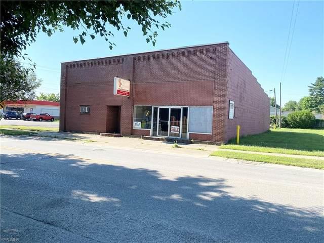 293 Main Street, Byesville, OH 43723 (MLS #4201729) :: The Holden Agency