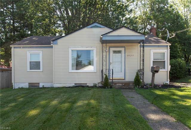 1439 Crestview Avenue, Akron, OH 44320 (MLS #4201751) :: RE/MAX Above Expectations