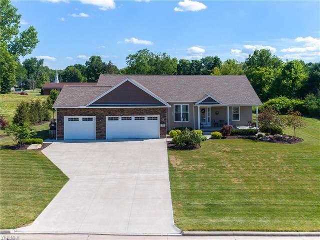 95 Westwind Drive NE, Warren, OH 44484 (MLS #4201816) :: The Art of Real Estate