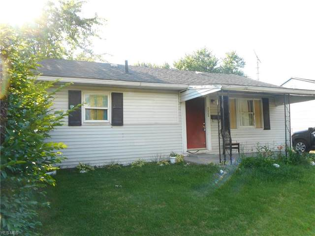 2003 Endrow Avenue NE, Canton, OH 44705 (MLS #4201873) :: The Art of Real Estate