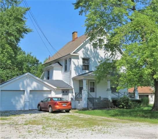 297 Shaffer Drive NE, Warren, OH 44484 (MLS #4201907) :: The Art of Real Estate