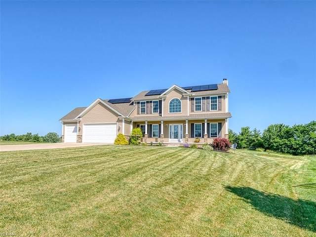 6347 Livia Lane, Medina, OH 44256 (MLS #4201943) :: The Art of Real Estate