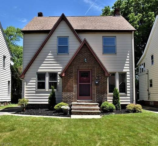 2247 Cranston Road, University Heights, OH 44118 (MLS #4201957) :: The Holden Agency