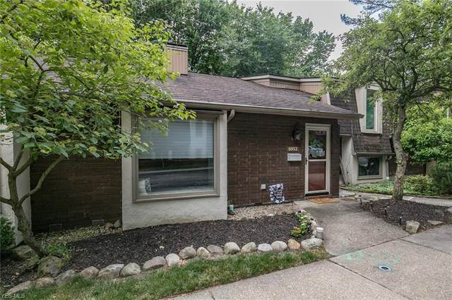 6952 W Fitzwater Road #4, Brecksville, OH 44141 (MLS #4201960) :: RE/MAX Edge Realty