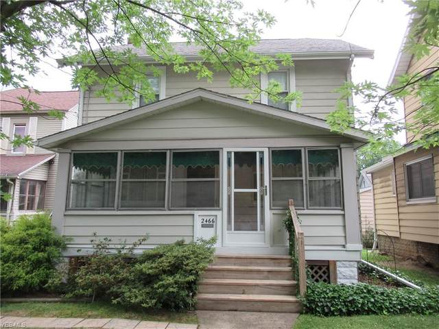 2466 East Avenue, Akron, OH 44314 (MLS #4202025) :: RE/MAX Trends Realty