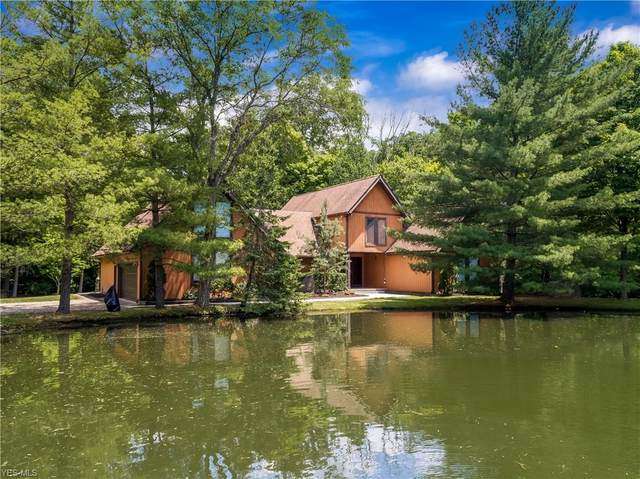 2555 Shade Road, Akron, OH 44333 (MLS #4202087) :: The Holden Agency