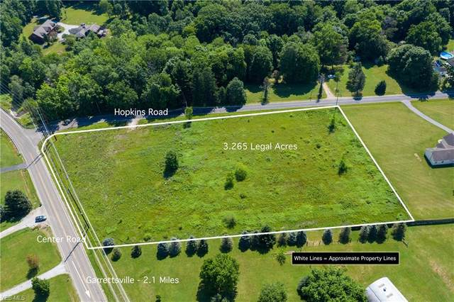 V/L Center & Hopkins, Garrettsville, OH 44231 (MLS #4202178) :: Krch Realty