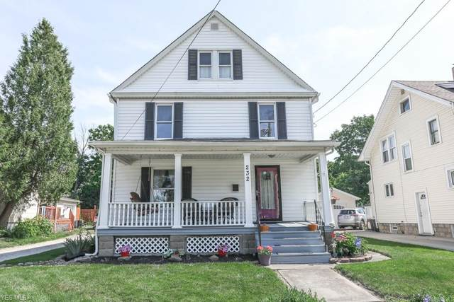 232 W Friendship Street, Medina, OH 44256 (MLS #4202198) :: The Holden Agency