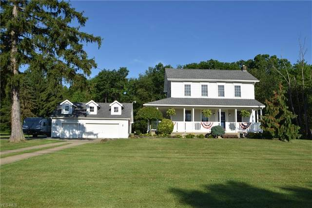 8794 Tippecanoe Road, Canfield, OH 44406 (MLS #4202334) :: RE/MAX Valley Real Estate