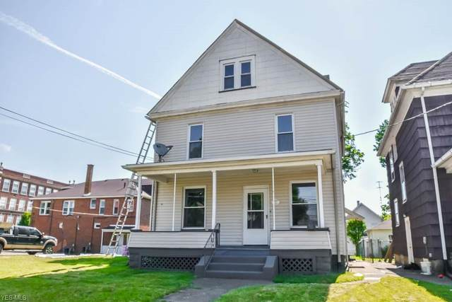 610 Harrison Avenue SW, Canton, OH 44706 (MLS #4202384) :: The Holden Agency