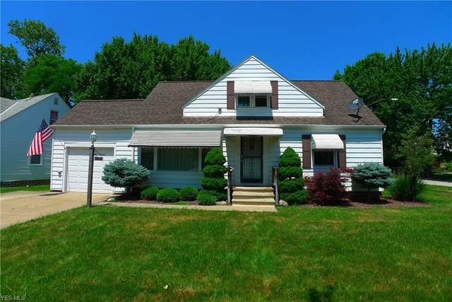 5813 Circle Drive, Mayfield Heights, OH 44124 (MLS #4202403) :: Tammy Grogan and Associates at Cutler Real Estate