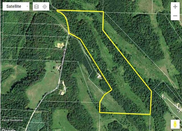 Robinhood Road, Dennison, OH 44621 (MLS #4202429) :: RE/MAX Trends Realty