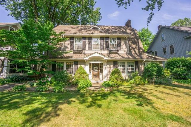2207 N Saint James Parkway, Cleveland Heights, OH 44106 (MLS #4202517) :: RE/MAX Trends Realty