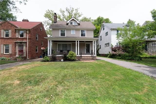 3833 Montevista Road, Cleveland Heights, OH 44121 (MLS #4202532) :: RE/MAX Trends Realty