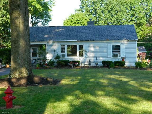 139 N Middle Street, Columbiana, OH 44408 (MLS #4202538) :: RE/MAX Trends Realty