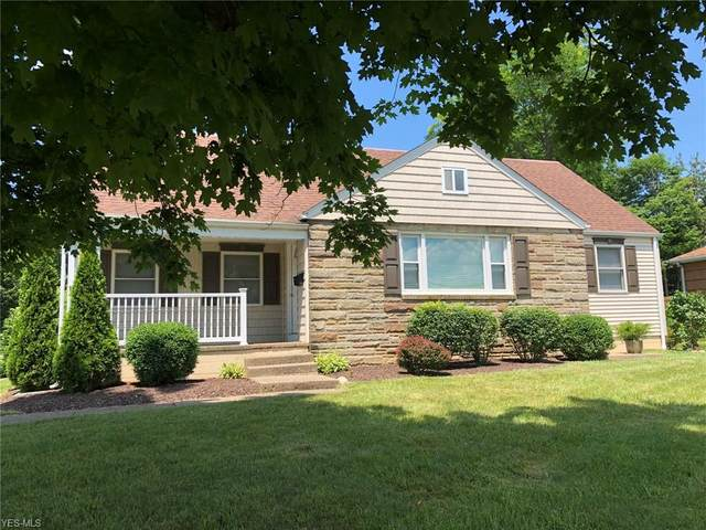5762 East Boulevard NW, Canton, OH 44718 (MLS #4202560) :: RE/MAX Trends Realty