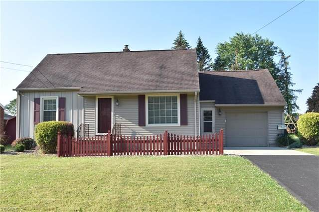 2195 W Manor, Poland, OH 44514 (MLS #4202561) :: The Holden Agency