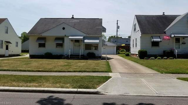 13304 Woodward Boulevard, Garfield Heights, OH 44125 (MLS #4202663) :: RE/MAX Trends Realty