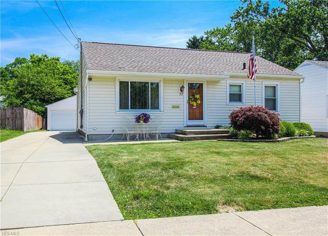 71 Hillman Road, Akron, OH 44312 (MLS #4202711) :: RE/MAX Edge Realty