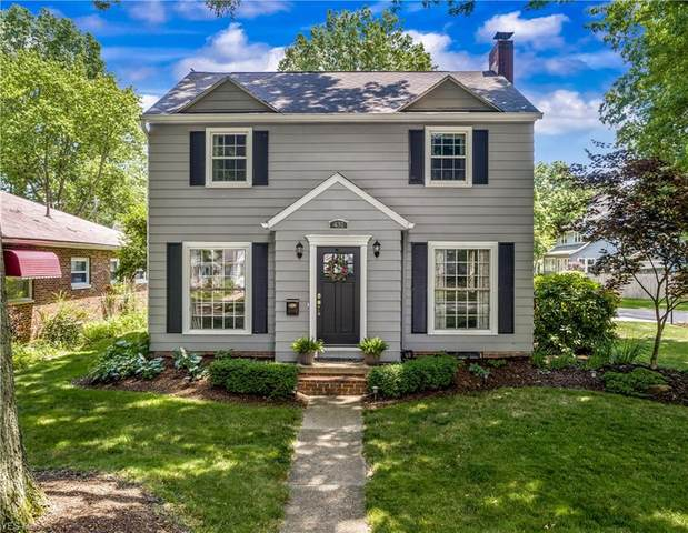 431 Orlando Avenue, Akron, OH 44320 (MLS #4202723) :: RE/MAX Above Expectations