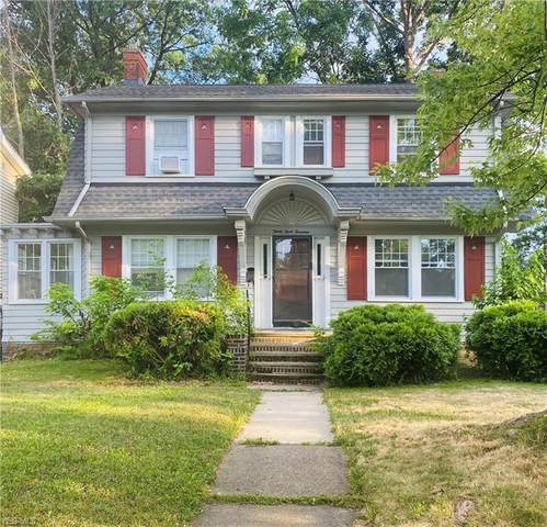 3314 Beechwood Avenue, Cleveland Heights, OH 44118 (MLS #4202747) :: The Holden Agency