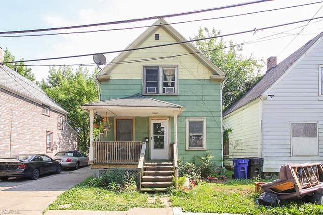 2307 Garden Avenue, Cleveland, OH 44109 (MLS #4202755) :: The Art of Real Estate