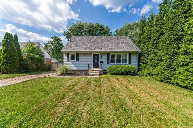 121 Hines Street SW, North Canton, OH 44720 (MLS #4202776) :: The Holden Agency