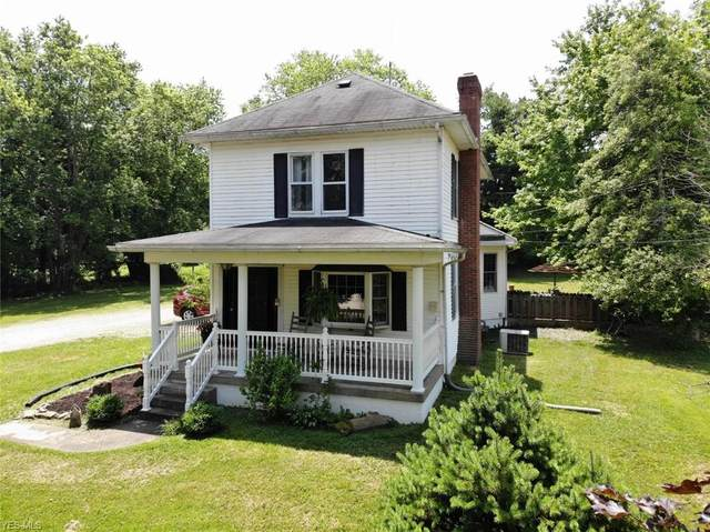 2670 East Pike, Zanesville, OH 43701 (MLS #4202828) :: The Holden Agency