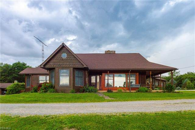 2452 Township Road 220, Bloomingdale, OH 43910 (MLS #4203064) :: The Holden Agency