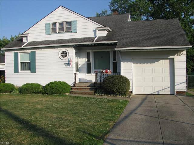 11406 Granger Road, Garfield Heights, OH 44125 (MLS #4203145) :: RE/MAX Valley Real Estate