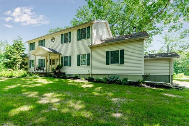 9555 W Western Reserve Road, Canfield, OH 44406 (MLS #4203182) :: RE/MAX Valley Real Estate