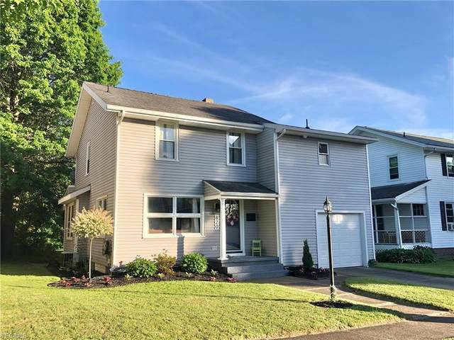 820 Park Avenue NW, New Philadelphia, OH 44663 (MLS #4203197) :: Keller Williams Chervenic Realty