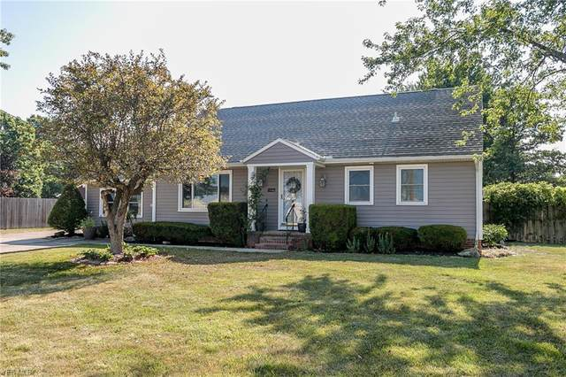 8577 N Marks Road, Strongsville, OH 44149 (MLS #4203242) :: The Art of Real Estate